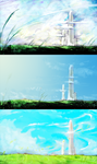 Different types of the same place by hengzaiGemini