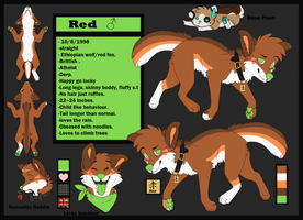 Red new ref by Chargay