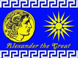 Alexander the Great by Hellenicfighter