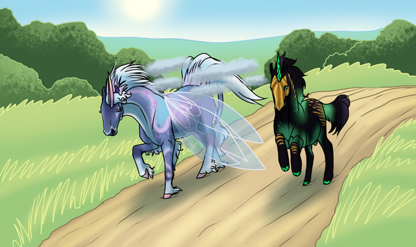 Courting the Dream - MP Payment by xFrostfall