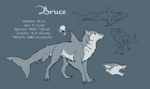 Bruce by ReaWolf