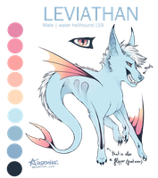 Leviathan Reference Sheet  by Arseniks
