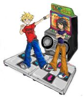 DDR yo by ReeveLy