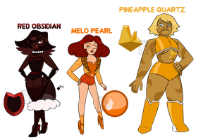 Rock-y Horror Adopts (CLOSED!) by Gnome-Queen