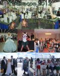 Youmacon 2012 Collage by lilly-peacecraft