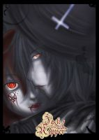 .:Jack The Ripper:. by NakuraCalavera