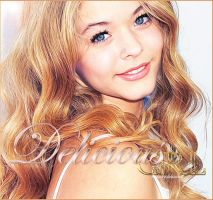 Sasha Pieterse by Lady-Delicious