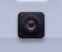 iOS Camera icon by Sasori-Designs