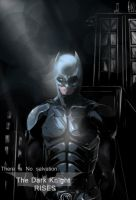 The dark knight by milkisall