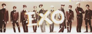 EXO Page Cover by ChocolateMonstah00