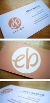 New Business Cards by hooraylorraine