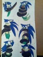 Sonic captured 1 by princessshannon07