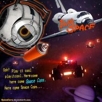 Portal 2 - Space Cops by SpaceCore