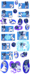 PKMNation | Gift | Fun Icy Cubs by LunaStar52