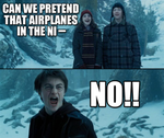 Harry Dun Like Airplanes by AllNewRiot