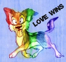 Love is Love by wahyawolf