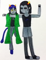 Hang in there, Nepeta by badangel2012