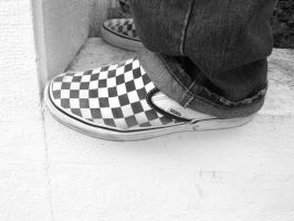 Vans Checkred by VansShoes