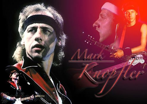 Dire Straits Mark Knopfler Wallpaper by Yankeestyle94