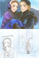 Hiddlesworth-Another Frozen au by AviHistten