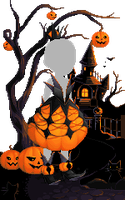 Pumpkin Queen by zipple