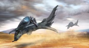 X-42 Speeders by dustycrosley