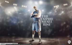 Carmelo Anthony Knicks Empire Wallpaper by Angelmaker666