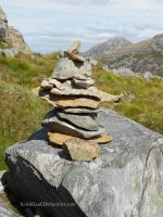 Stone Stack by Liefesa