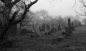 Cemetery Memories by Estruda