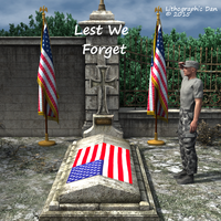 Lest We Forget by LithographicDan