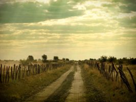 Rural roads by Angels3xist