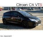 Citroen C4 VTS by alexandarsh