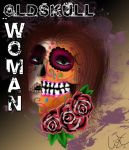 OldSkull Woman by leofecarvalho