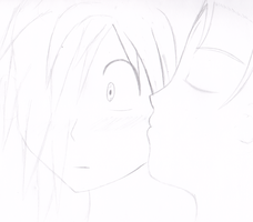 Zemyx Kiss WIP by EeveePower