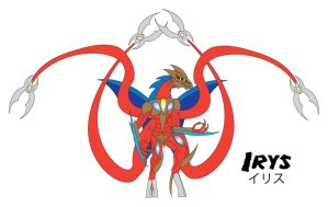 Legend of Gamera - IRYS by Daizua123