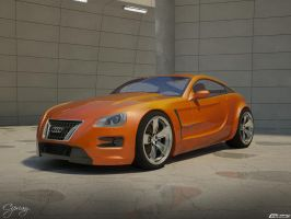 Audi aQa version-2 2 by cipriany