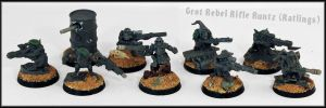 Grot Ratlings by Proiteus