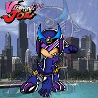 Shadowman is... Viewtiful by spdy4
