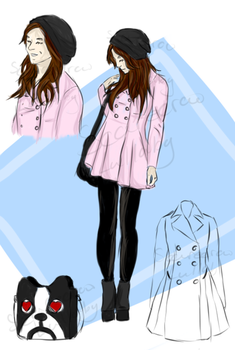 Fashion Girl Adopt [OPEN] by ScarecrowLullaby