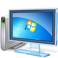 A Windows 7 PC by dipanshu9093