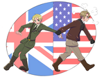 US - UK - C'mon by LizzieT