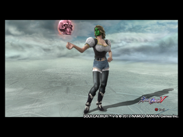 Soul Calibur V She-Mask Test 2 by Jesphox11