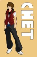 VCD chet character by ChrisJRees