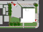 Fire station Site plan by Codeblu90