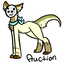 Auction: Masked Creature: Closed! by T-Adoptables