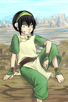 Toph by scotty9359