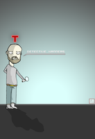 Trai...Detective Seananners by ThinkPixel