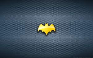 Wallpaper - Batgirl Logo by Kalangozilla