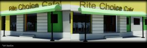 Ritechoicecafe exteriorconcept by oxide1xx