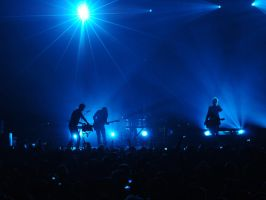 30 Seconds to Mars is blue by TheSoftCollision